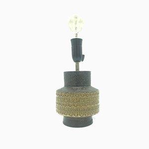 Mid Century Tischlampe aus Keramik von Aldo Londi für Bitossi