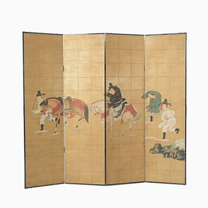 Vintage Japanese Screen