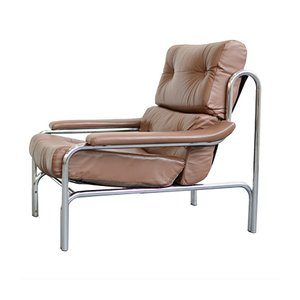 Lounge Chair by Tim Bates For Pieff, 1970s