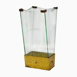 Umbrella Stand from Cristal Art, 1950s