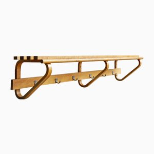 Large Finnish 109 Coat Rack by Alvar Aalto for Artek, 1950s