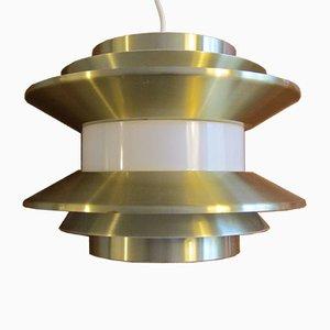 Lámpara colgante Trava vintage de Carl Thore para Granhaga