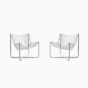 Chaises Jarpen par Niels Gammelgaard pour Ikea, 1980s, Set de 2