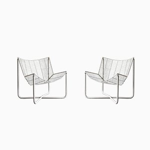 Jarpen Chairs by Niels Gammelgaard for Ikea, 1980s, Set of 2