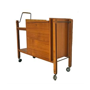 Scandinavian Bar Trolley, 1960s