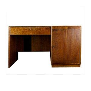 Handgefertigter Schreibtisch, 1920er