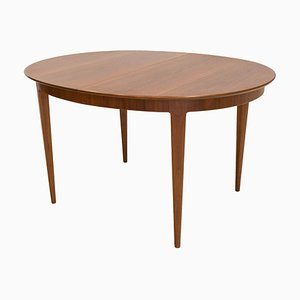 Danish Foldout Teak Dining Table, 1960s