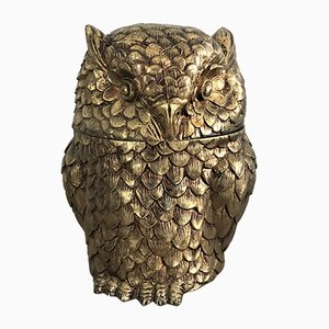Owl Ice Bucket by Mauro Manetti, 1960s