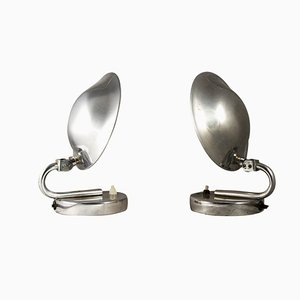 Art Deco Table Lamps, Set of 2