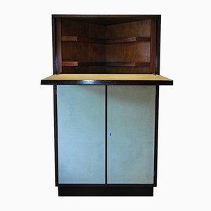 Bauhaus Corner Cocktail Cabinet by Marcel Louis Baugniet, 1920s