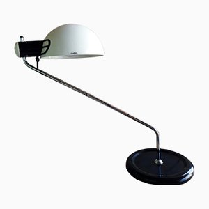 Mid Century Modern Libellula Desk Lamp by Emilio Fabio Simion for Guzzini, 1972