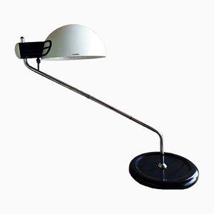 Mid Century Modern Libellula Schreibtischlampe von Emilio Fabio Simion für Guzzini, 1972