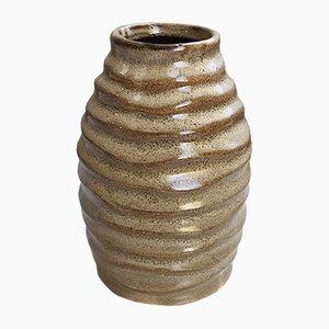 Vase en Grès Vernis de SF, 1960s