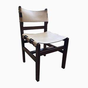 Vintage Stühle von Pierre Chapo, 4er Set