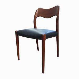 Modell 71 Stühle von Niels O. Moller für JL Mollers Mobelfabrik, 4er Set