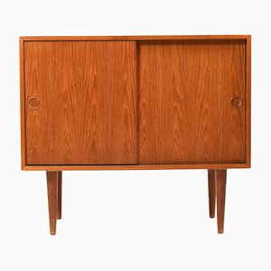 Small Danish Sideboard by Kai Kristiansen, 1950s