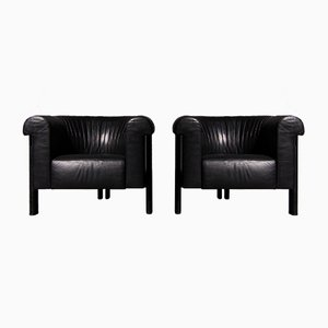 DS 700 Lounge Chairs by Ludwig Roner for de Sede, 1980s, Set of 2