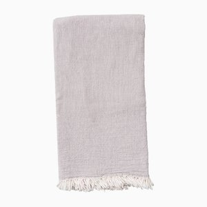 Fade to Grey & White Mellow Blow Anatowel by Wild Heart Free Soul