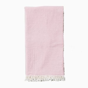 Asciugamano Mellow Blow Anatowel rosa e bianco di Wild Heart Free Soul