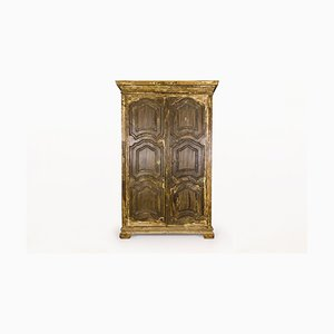 18th Century Spanish Pine Wardrobe