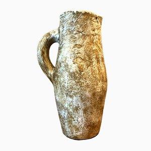 Vintage Ceramic Jug by Les 2 Potiers