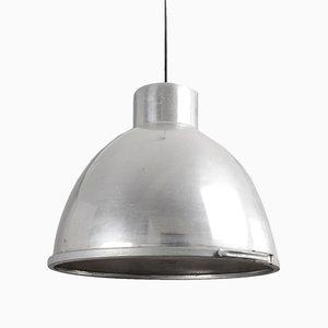 Lámpara de techo española industrial, años 80