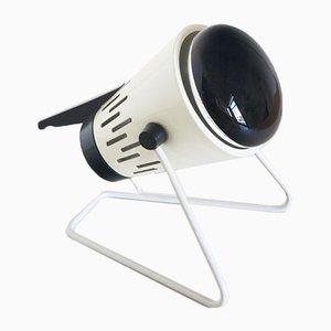 Lámpara de mesa de infrarrojos alemana, años 70