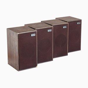 Haut-parleurs de CTL, 1970s, Set de 2
