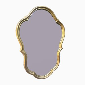 Vintage Golden Mirror