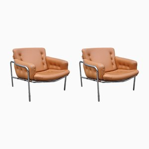 Osaka SZ08 Lounge Chairs by Martin Visser for 't Spectrum, 1969, Set of 2