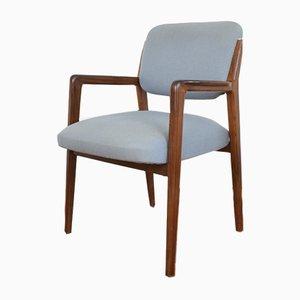 Mid-Century Stuhl aus Teak von Wilkhahn, 1960er