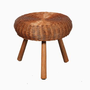 Tripod Stool by Tony Paul, 1950s