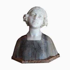 Antike Büste von Fattorini