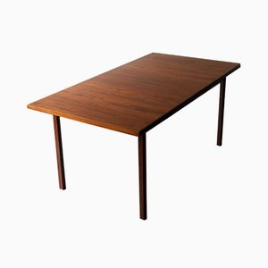 Knightsbridge Teak Extending Dining Table by Robert Heritage for Archie Shine, 1960s