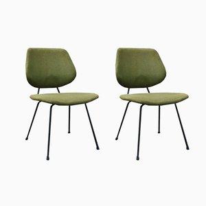 Kembo Stühle von W.H. Gispen für Kembo, 1950er, 2er Set