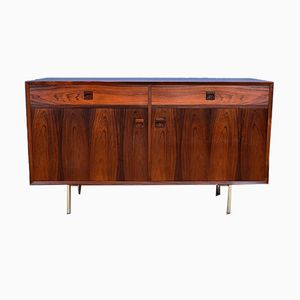 Vintage Danish Rosewood Sideboard by Eric Brouer
