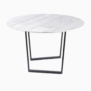 Table Basse Lithoverde Dritto en Marbre de Carrare par Piero Lissoni pour Salvatori