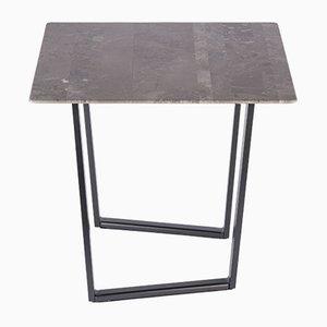 Tavolino da caffè Dritto in gris du Marais di Piero Lissoni per Salvatori