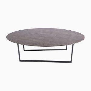 Table Basse Lithoverde Pietra d'Avola Dritto par Piero Lissoni pour Salvatori