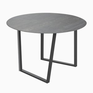 Lithoverde Pietra d'Avola Dritto Dining Table by Piero Lissoni for Salvatori