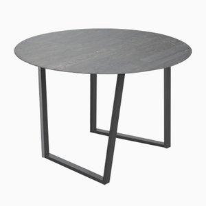 Table de Salle à Manger Lithoverde Pietra d'Avola Dritto par Piero Lissoni pour Salvatori