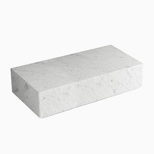 Cajón Ciane en bianco Carrara de Elisa Ossino para Salvatori