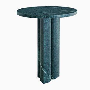 Tavolino da caffè Alpi in pietra verde di Michael Anastassiades per Salvatori