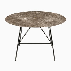 Gris du Marais W Dining Table by David Lopez Quincoces for Salvatori