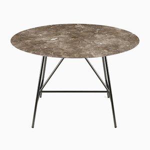 Gris du Marais W Dining Table by David Lopez Quincoces for Salvatori