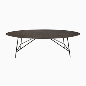 Pietra d'Avola W Dining Table by David Lopez Quincoces for Salvatori