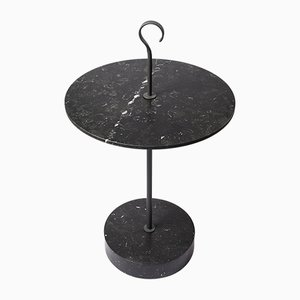 Nero Marquina Marble Pietra L Collection 05 Coffee Table by Piero Lissoni for Salvatori