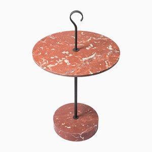 Pietra L Collection 05 Rosso Francia Coffee Table by Piero Lissoni for Salvatori