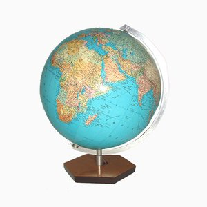 World Globe Lamp, 1970s
