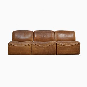 Sectional DS15 Sofa from de Sede, 1970s